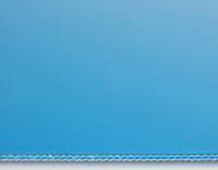 Blue PU Conveyor Belt 1.7mm