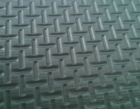 Cross Dark Green PVC Conveyor Belt 2.7mm
