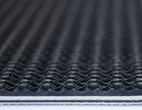 Grass Black PVC Conveyor Belt 5.0mm