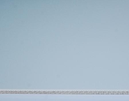 Matt White PU Conveyor Belt 1.5mm